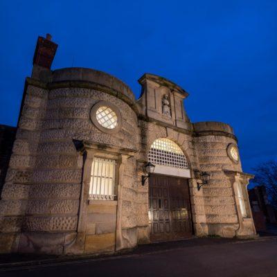 Shrewsbury Prison Music EventsBehind Bars