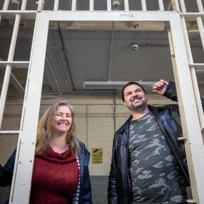 Shrewsbury Prison Self Guided Tour