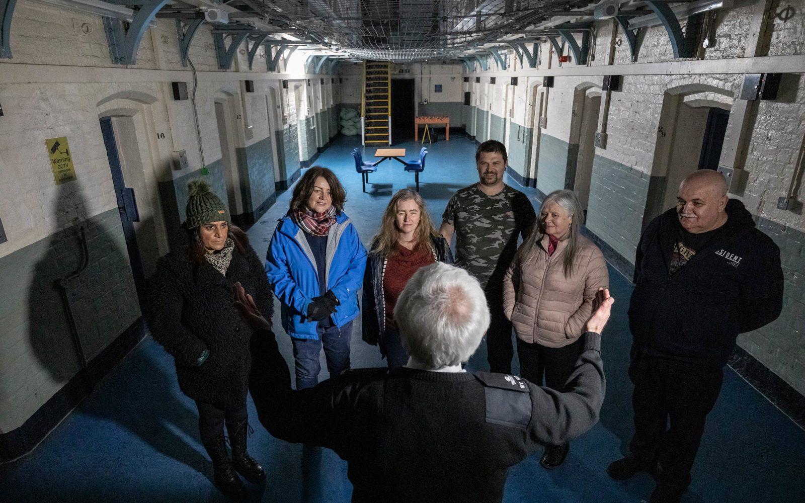 Shrewsbury Prison At Night | Shrewsbury Prison Lights Out Tour | Shrewsbury Prison Night Tour