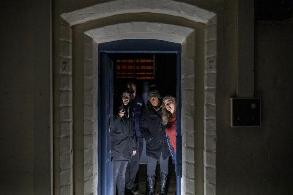 Paranormal Investigations Behind Bars