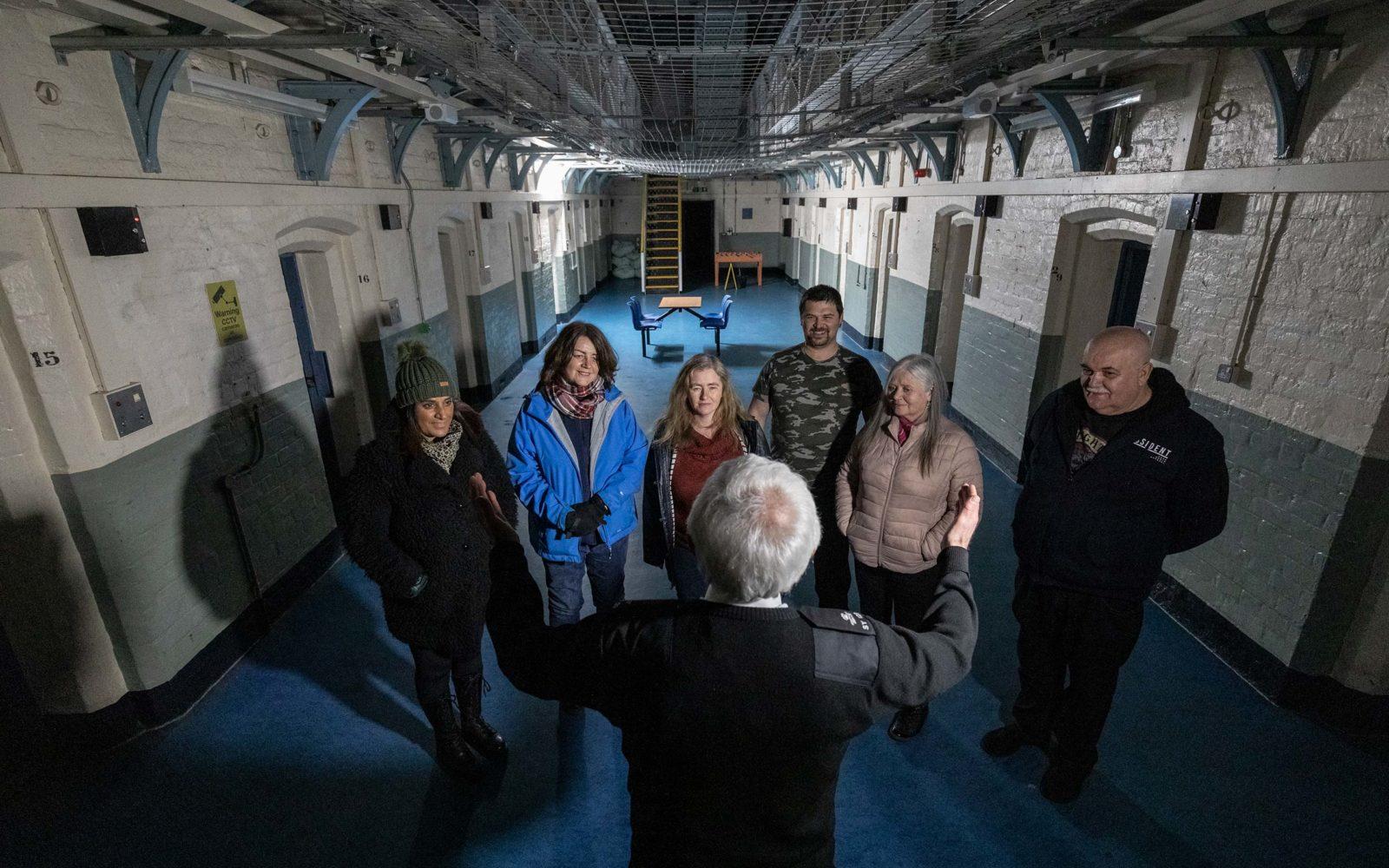 Shrewsbury Prison Night Behind Bars | Shrewsbury Prison Overnight Stays