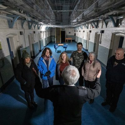 Shrewsbury Prison Night Behind Bars   Shrewsbury Prison Overnight Stays