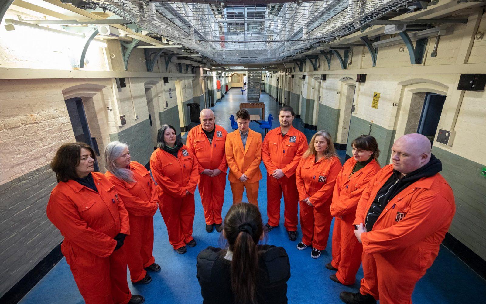 Shrewsbury Prison Break