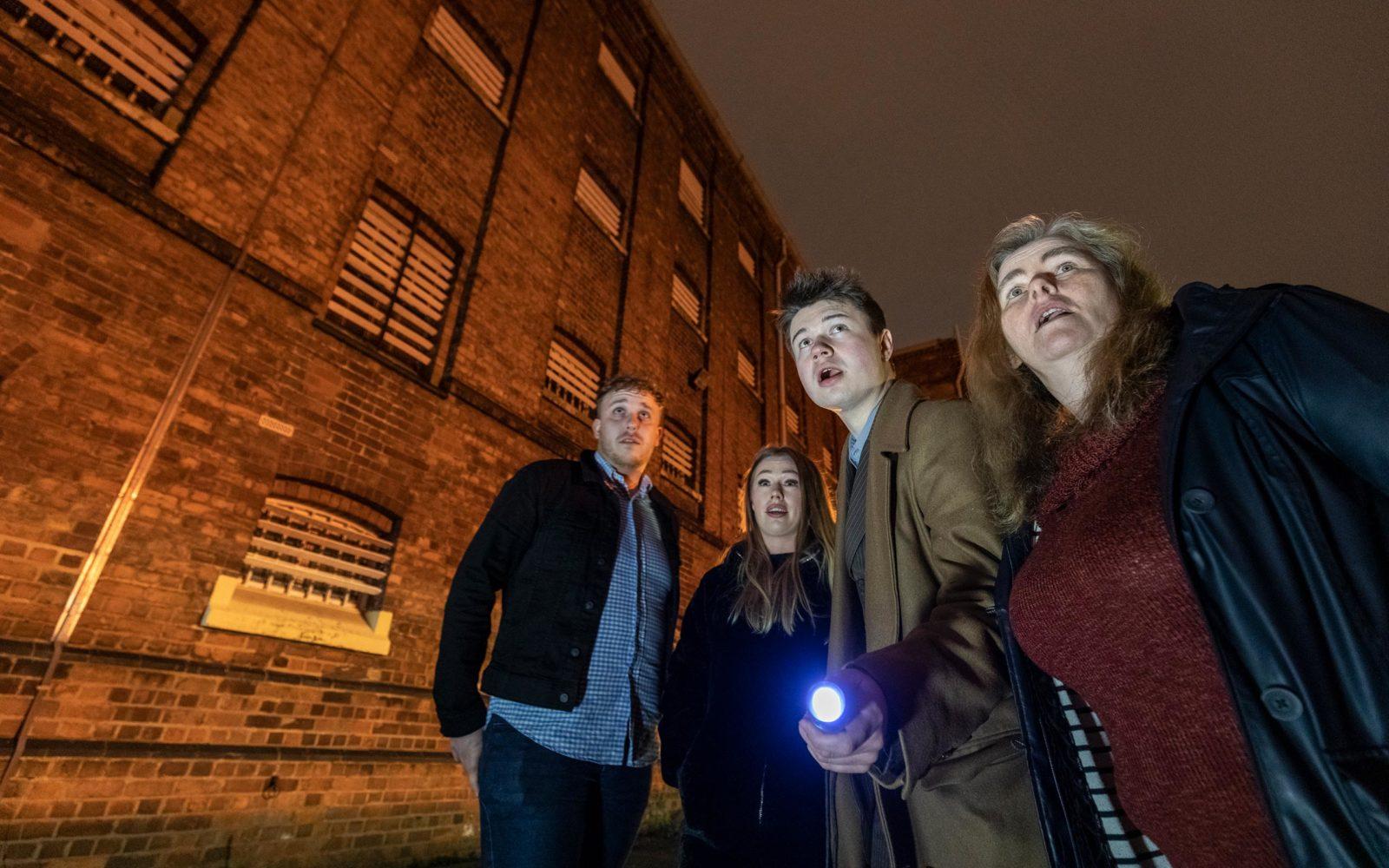 Shrewsbury Prison Ghost Tour