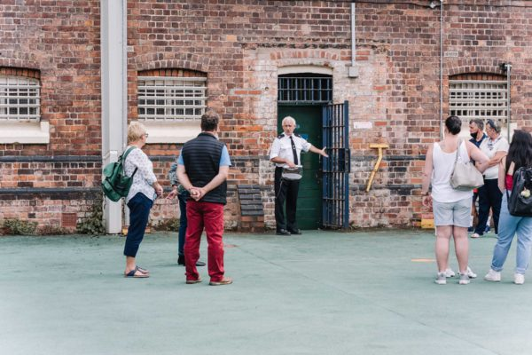Guided Tour Shrewsbury Prison