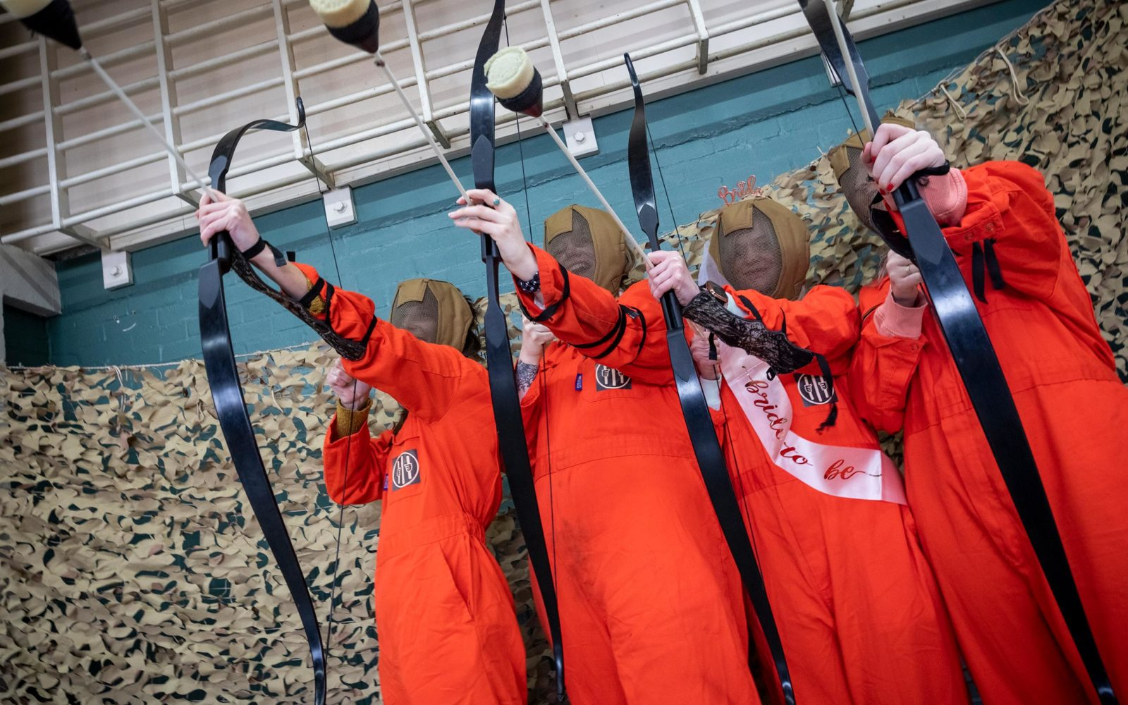 Shrewsbury Prison Archery