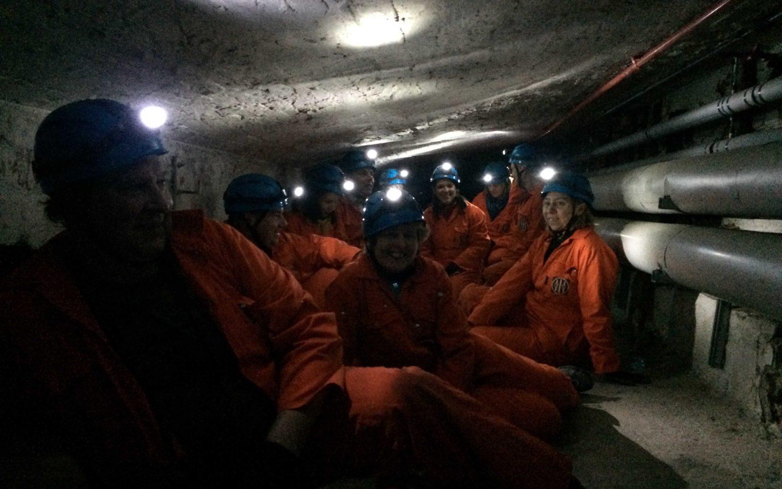 Tunnel Tour Shrewsbury Prison