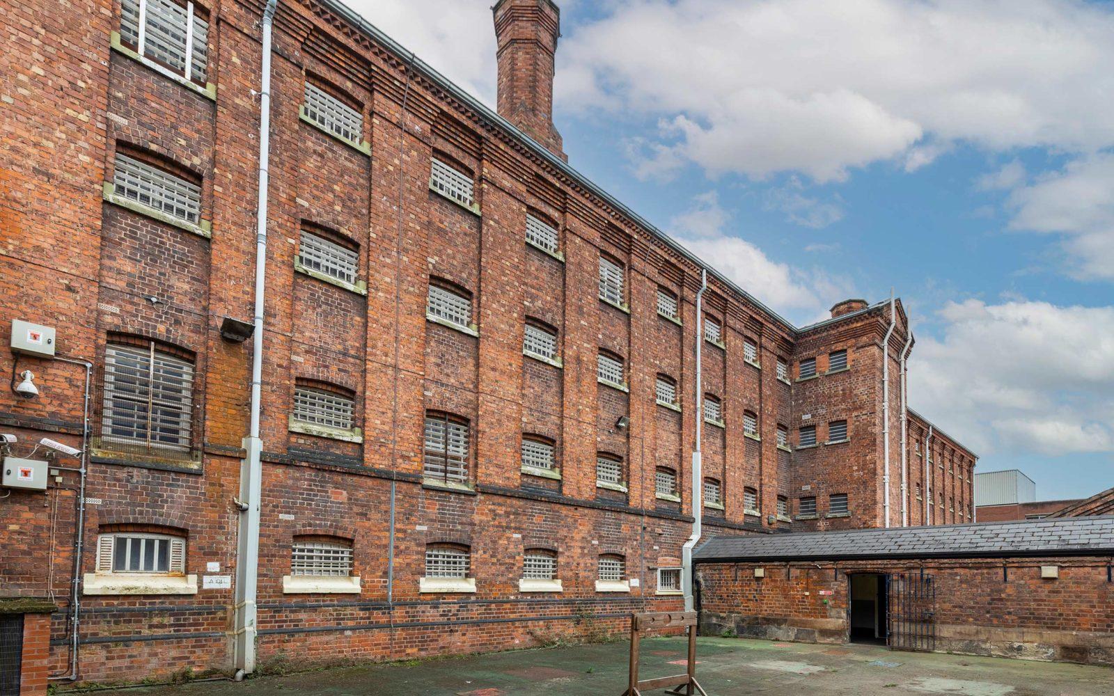 Shrewsbury Prison History