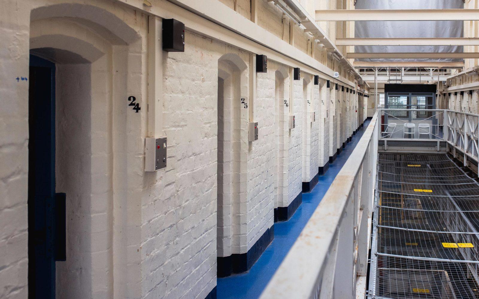 Shrewsbury Prison Photography Location