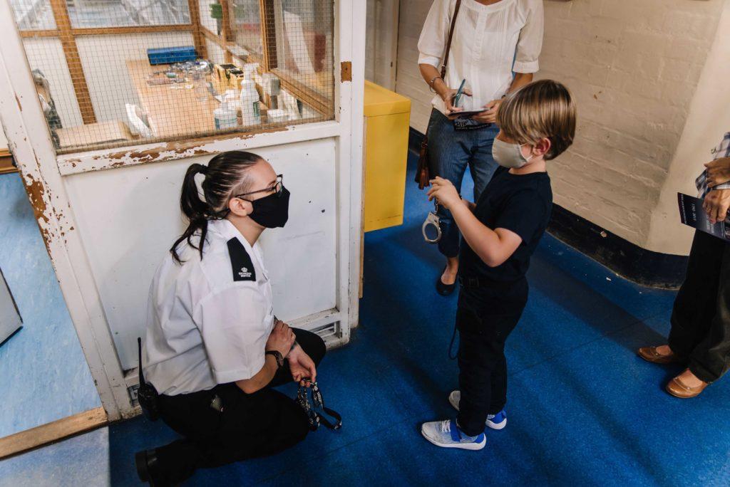 Shrewsbury Prison Primary School Trips