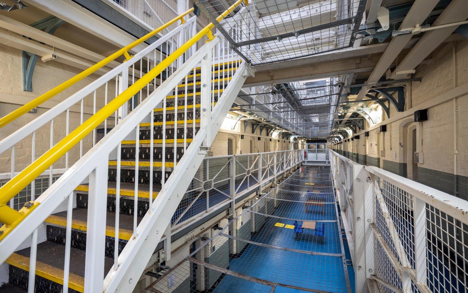 Shrewsbury Prison Pupil Referral Units