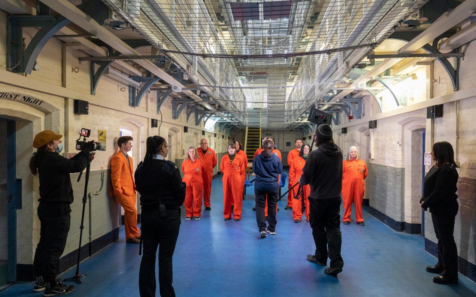 Shrewsbury Prison Production and Film Location
