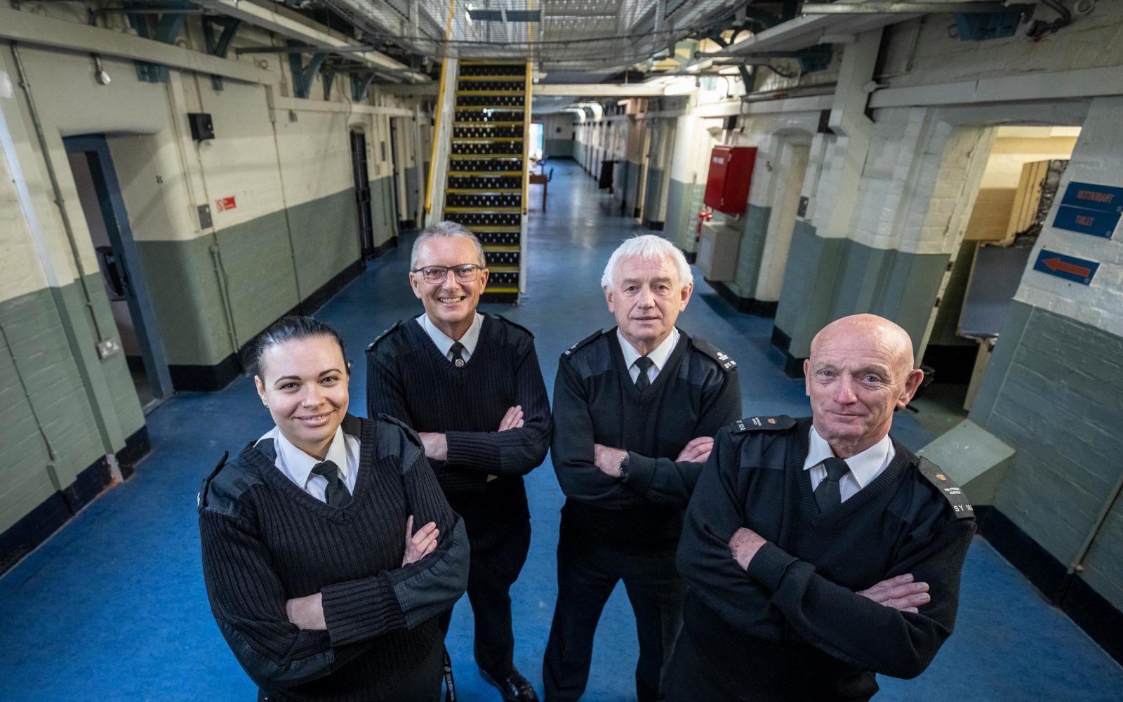 Shrewsbury Prison Private Tours