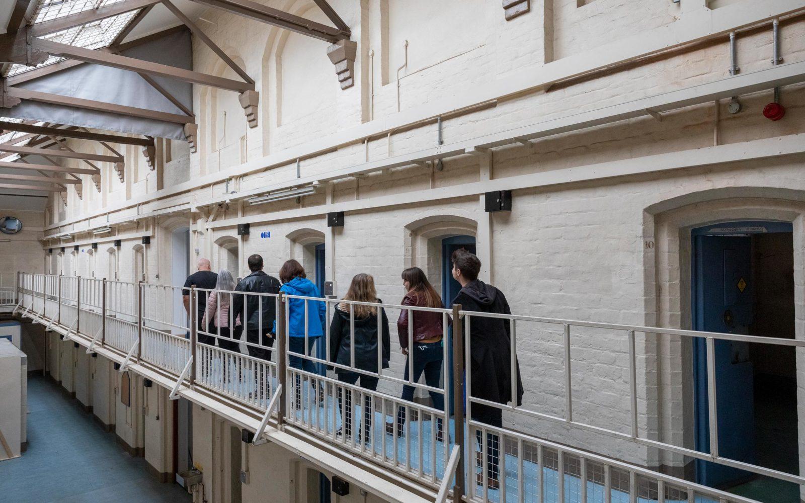 Shrewsbury Prison Group Trips