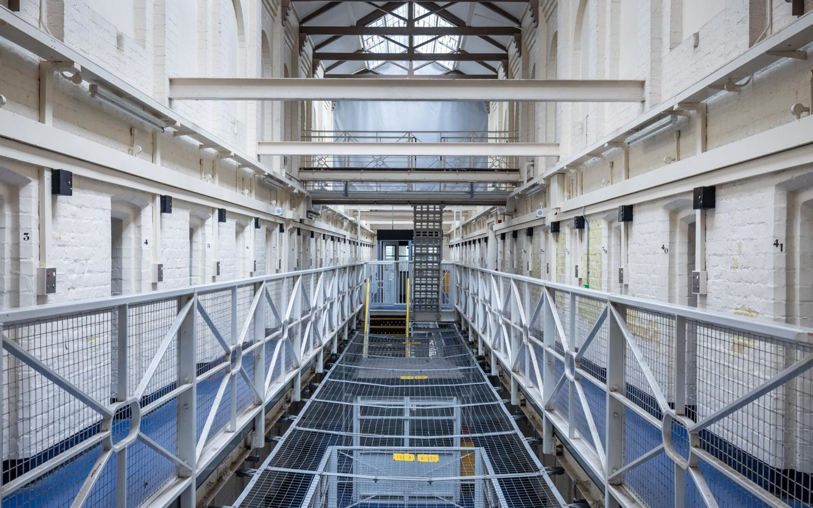 Shrewsbury Prison Corporate Events