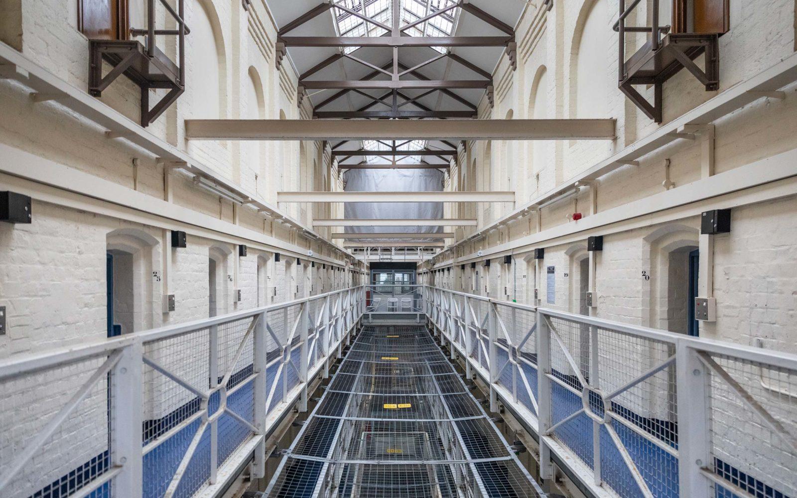 Shrewsbury Prison University Trips