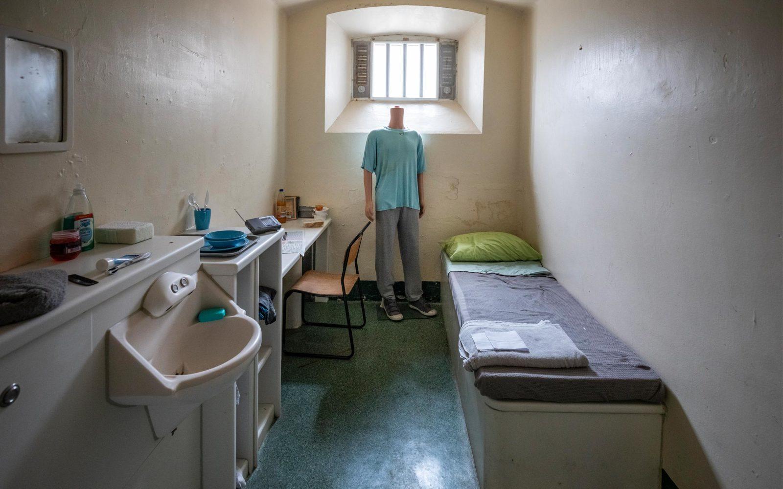 Shrewsbury Prison AS & A Level Trips