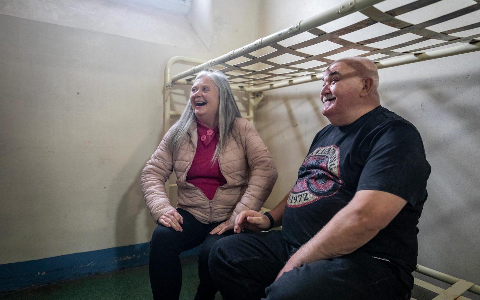 Shrewsbury Prison Coach Company Trips